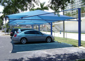 Tensile car parking Structure and Manufacturer