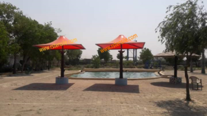 Tensile Umbrella Structure and Manufacturer