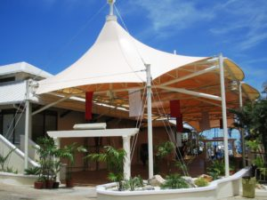 Tensile Structure Manufacturer in Manipur