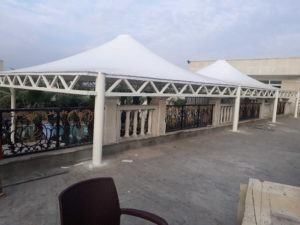 Tensile Structure Manufacturer in Sikkim